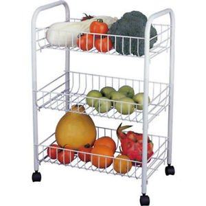 HPK-INDIA 3 Tier Fruit Vegetable spice jars Storage Rack Trolley cart With Wheels  sc 1 st  Amazon.in & Buy HPK-INDIA 3 Tier Fruit Vegetable spice jars Storage Rack Trolley ...