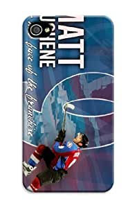 """Colorado Avalanche Nhl Forever Collectibles """"Iphone 4/4S Case Tpu Logo"""""""