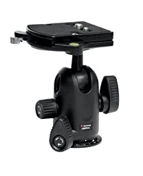Manfrotto 498RC4 Ball Head with Quick Release Replaces Manfrotto 488RC4
