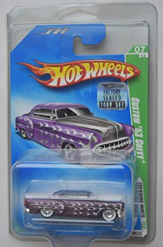 Hot Wheels 2009 Treasure Hunts Series 7/12, Super Treasure Hunt Custom '53 Chevy 49/190