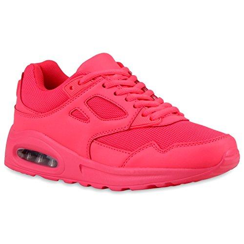 Damen Cabanas Herren Sportschuhe Übergrößen Stiefelparadies Flandell Laufschuhe Unisex Pink nZxEqa
