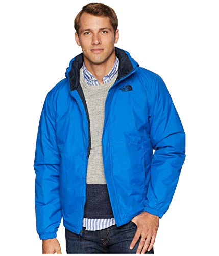 The North Face Men's Resolve Insulated Jacket Turkish Sea Small