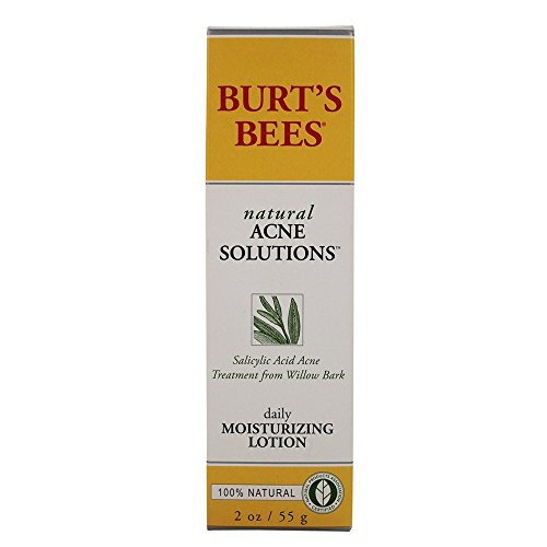 Burt's Bees Natural Acne Solutions Daily Moisturizing Lotion, 2...