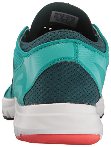 Salomon Mujeres Crossamphibian Swift W Sandalia Deportiva Deep Peacock Blue