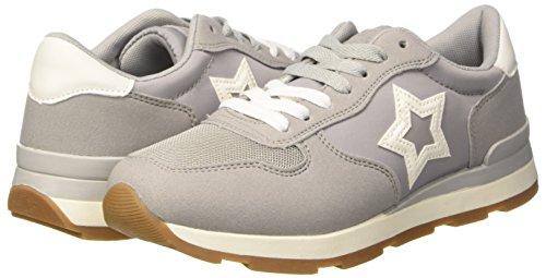 Zapatillas grig Gris Para 111308201mfgrig Primadonna Sneakers Mujer CqX51nIgw