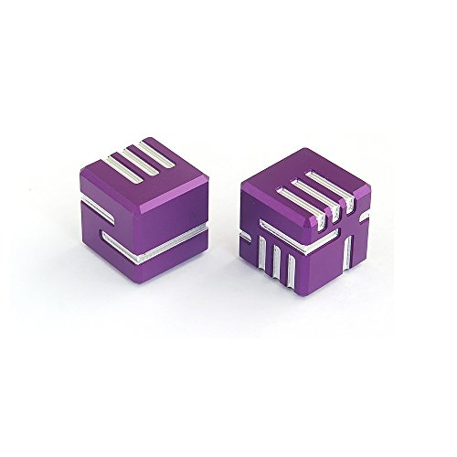 AKO DICE Type 1 Box Set Of 2 - Purple
