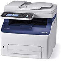 Xerox WorkCentre 6027/NI Wireless Color Laser All-in-One Printer with Duplex (White)