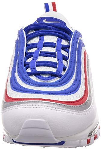 46 97 Weiss Sneaker Herren rot Nike Max Air Low blau vq8BZww6x4