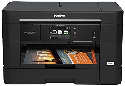 Brother Business Smart MFCJ5720DW All-in-One Color Inkjet Printer with Fax