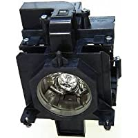 Replacement Lamp with Housing for CHRISTIE LWU701i with Genuine Original Philips Bulb Inside - FREE Shipping