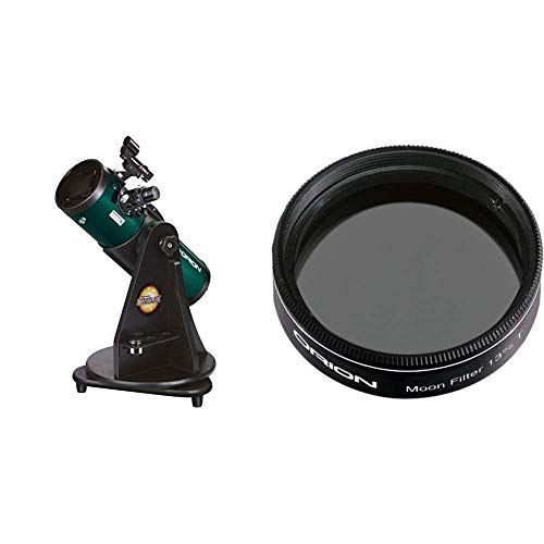 Find Discount Orion 10015 StarBlast 4.5 Astro Reflector Telescope (Teal) &  05662 1.25-Inch 13 Perce...