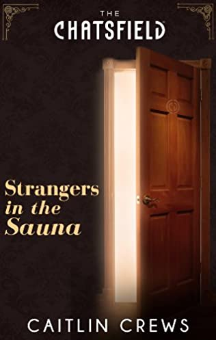 book cover of Strangers in the Sauna