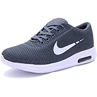 Lata D Casual Sneakers|Outdoor | Sports |Running Shoes for Men, Color -Grey
