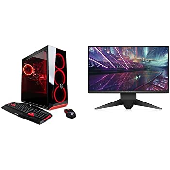 Amazon.com: CYBERPOWERPC Gamer Xtreme GXIVR8020A4 Desktop Gaming ...