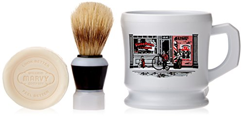William Marvy Shaving Gift Set