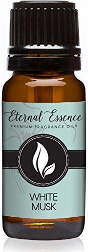 (White Musk Premium Grade Fragrance Oil - 10ml - Scented Oil)