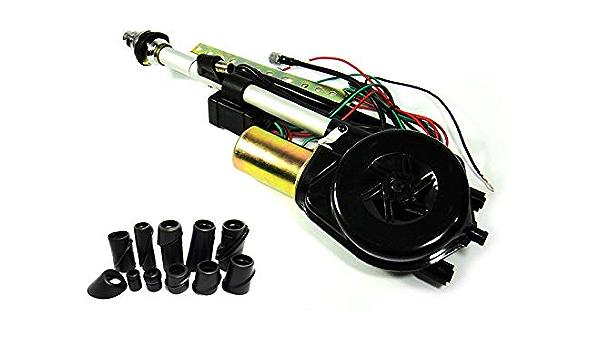 Antena de antena eléctrica Mástil de radio OEM Kit de ...