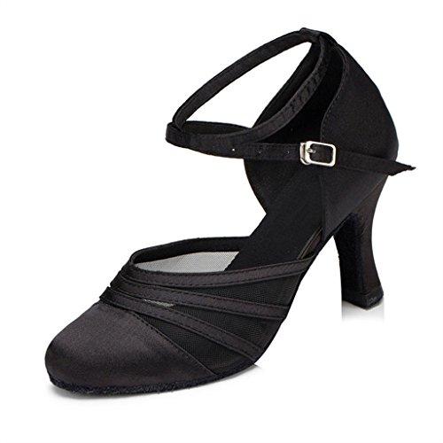 Femme Noir Noir de Danse Monie Salon 0qwBpFv