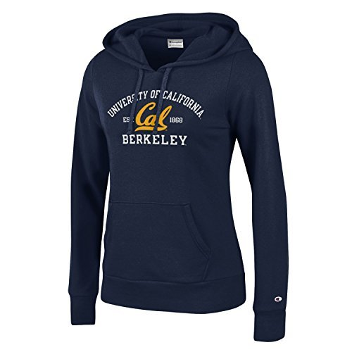 Bag2School University Of California UC Berkeley Cal Bears Champion Eco University Fleece Hoodie (Small) Bear Fleece Hoodie