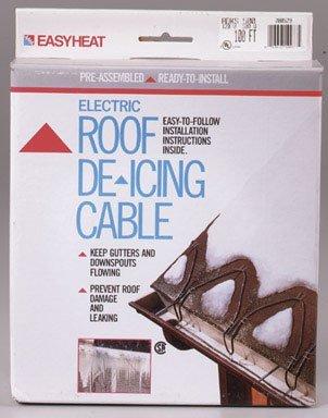Easy Heat ADKS-500 100' Roof/Gutter Kit by Easy Heat, Inc
