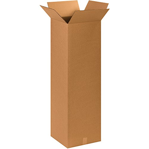 Box 48in (Boxes Fast BF151548 Tall Cardboard Boxes, 15