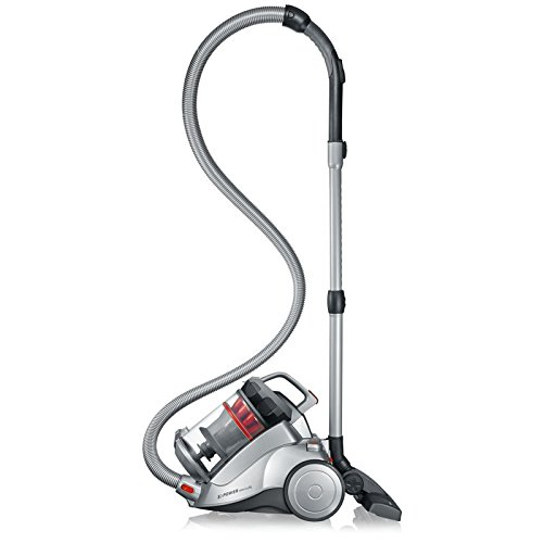 3. Severin Germany Nonstop Canister Vacuum