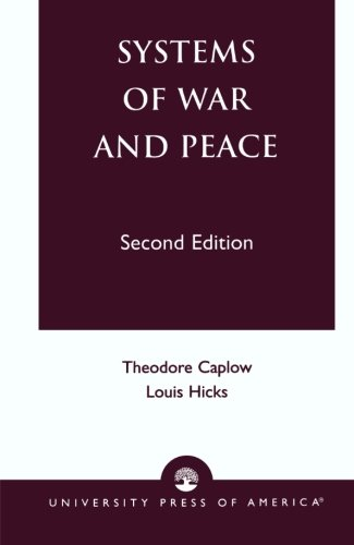 Systems Of War+Peace