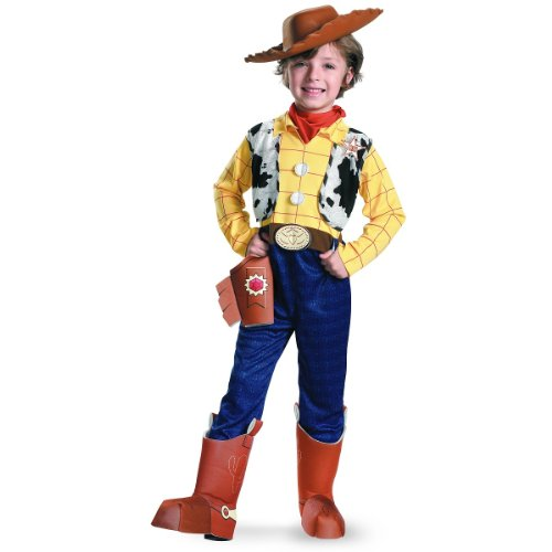 Disguise Woody Kids Costume deluxe - -