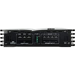 Renegade RXA550 2 Channel Amplifier, 150 X 2 AT 4Ohms, Black