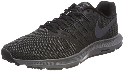 Nero da Run Mtlc 010 Hematite Grey Dark Black Nike Running Scarpe Uomo Swift qFxaS