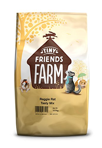Supreme Petfoods Reggie Rat Complete Muesli 12.5kg by Supreme Petfoods (Image #4)