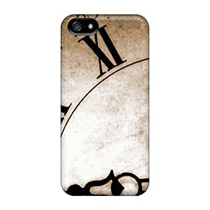 Hot Style ErFuuyW929qLImj Protective Case Cover For Iphone5/5s(vintage Clock)