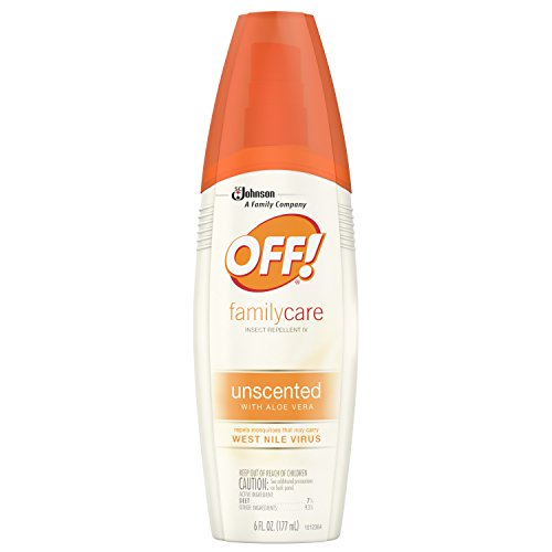 OFF Family Care Unscented Aloe product image