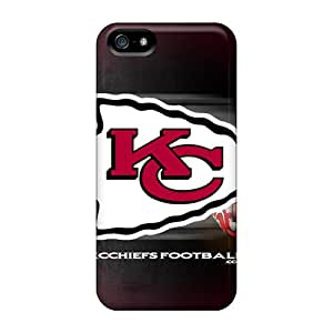 BQG5971bDXn Case Cover Protector For Iphone 5/5s Kansas City Chiefs Case