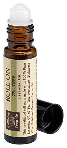 Tea Tree Essential Oil Roll-On 10 ml