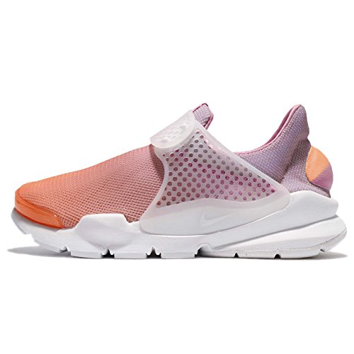 sale retailer 5df92 0599a Galleon - Nike Sock Dart Breathe Women s Shoes Sunset Glow Orchid Glacier  Blue White 896446-800 (7 B(M) US)