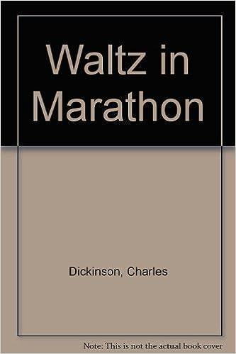 Book Waltz in Marathon