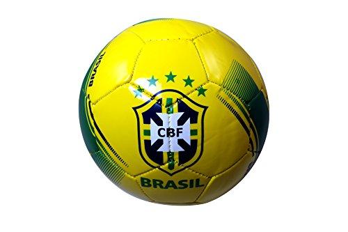 Brazil National Team Official Soccer Ball Size 5 2014 New Mo