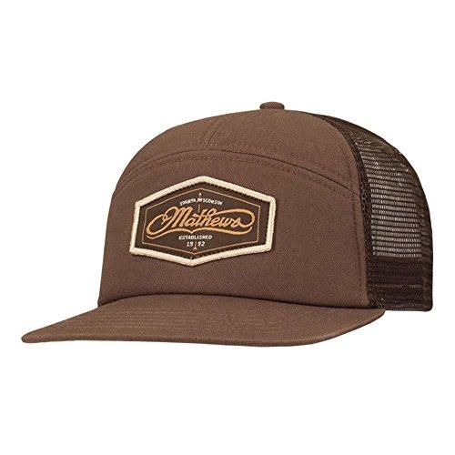 Mathews Coastal Campfire Trucker Cap – DiZiSports Store