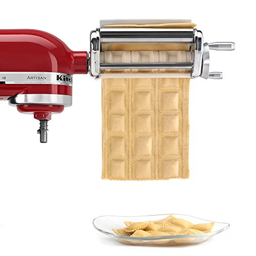kitchenaid kpex pasta excellence set with 6 different
