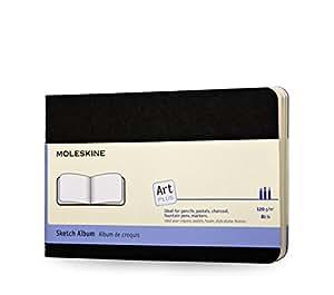 Moleskin - Cuaderno De Bocetos,  L, negro