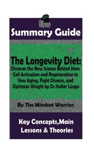 41k6sRZ7PvL - SUMMARY: The Longevity Diet: Discover the New Science Behind Stem Cell Activation and Regeneration to Slow Aging, Fight Disease, and Optimize Weight: ... Weight Loss, Autoimmune Disease, Alzheimer's)