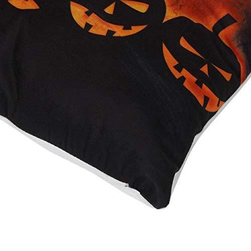 Rokoy - Funda de cojín para decoración de Halloween, Muy ...