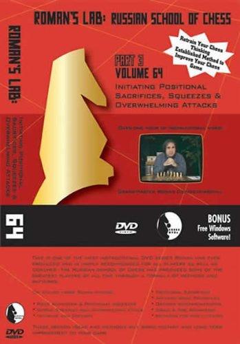 Roman's Lab Vol 64 Russian School of Chess Part 3