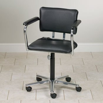 Clinton WHIRLPOOL ACCESSORIES Low size chair with casters...