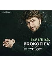 Sergey Prokofiev - Piano Sonata No.2, Op.14 & No.5, Op.38/135 - 10 Pieces For Piano, Op.12