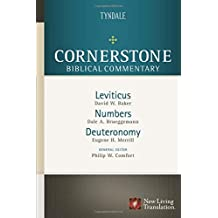 Leviticus, Numbers, Deuteronomy (Cornerstone Biblical Commentary)