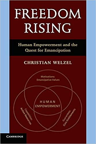 Freedom Rising: Human Empowerment And The Quest For Emancipation: Welzel,  Christian: 9781107664838: Amazon.com: Books