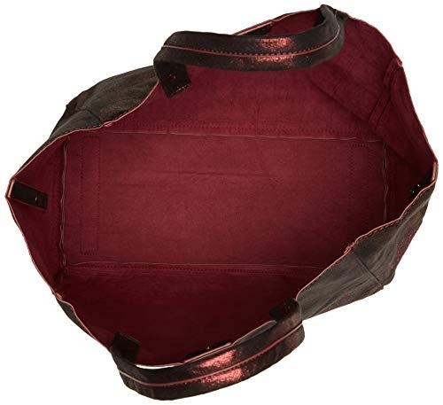 Desigual Cuenca Rouge Sac 18waxpe2 carmin Brilli zqxfRnz