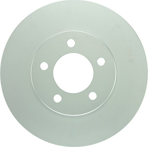 Bosch 20010305 QuietCast Premium Disc Brake Rotor For Ford: 1994-00 Taurus, 1991-97 Thunderbird, 1995-98 Windstar; Lincoln: 1993-94 Continental; Mercury: 1991-97 Cougar, 1994-00 Sable; Front